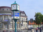 Uhrensäulen
